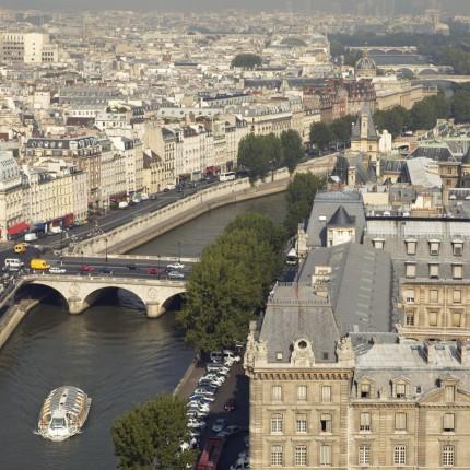Paris, destination privilégiée d'Edenfar.